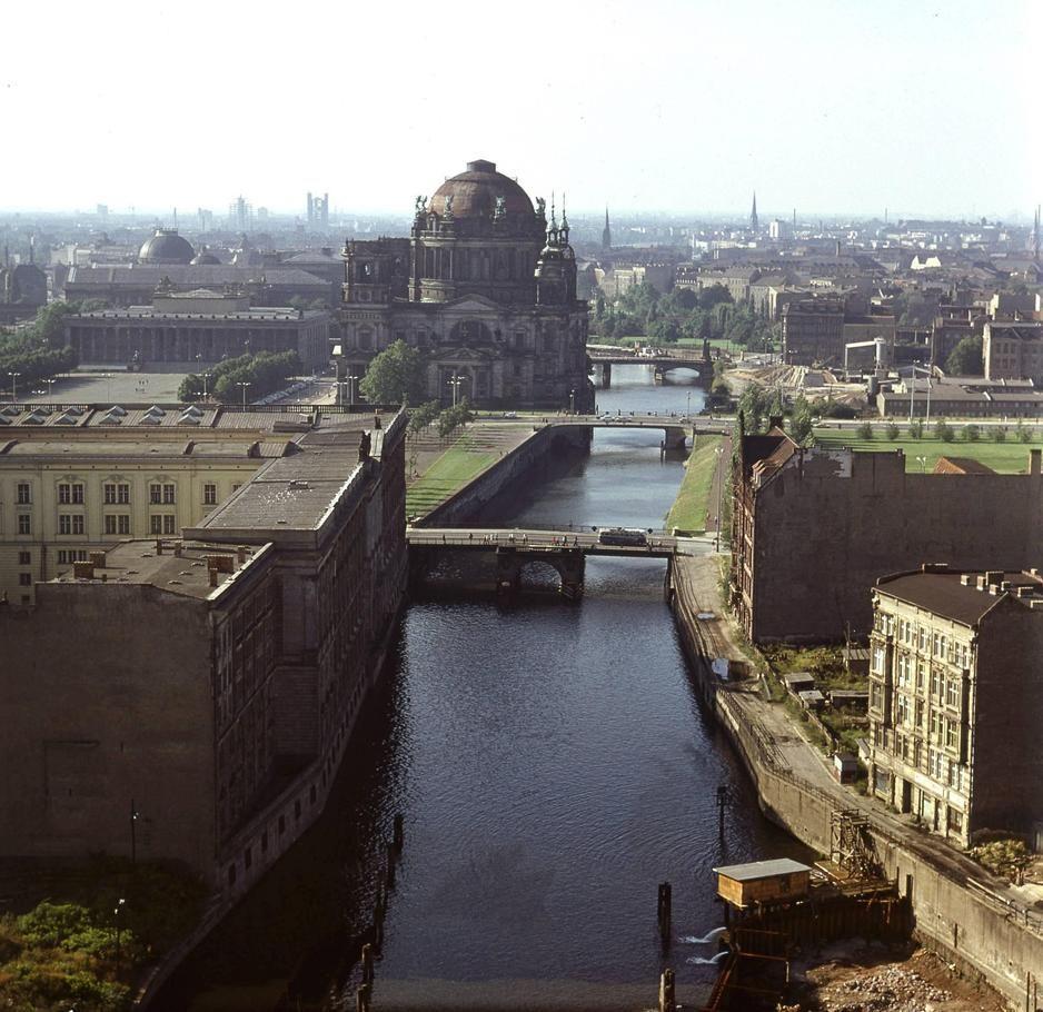 Berlin-Mitte Ende der 70er Jahre