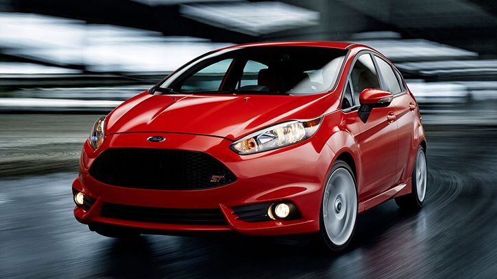 What S New For The 2015 Ford Fiesta Ford Fiesta St Ford Fiesta Fiesta St