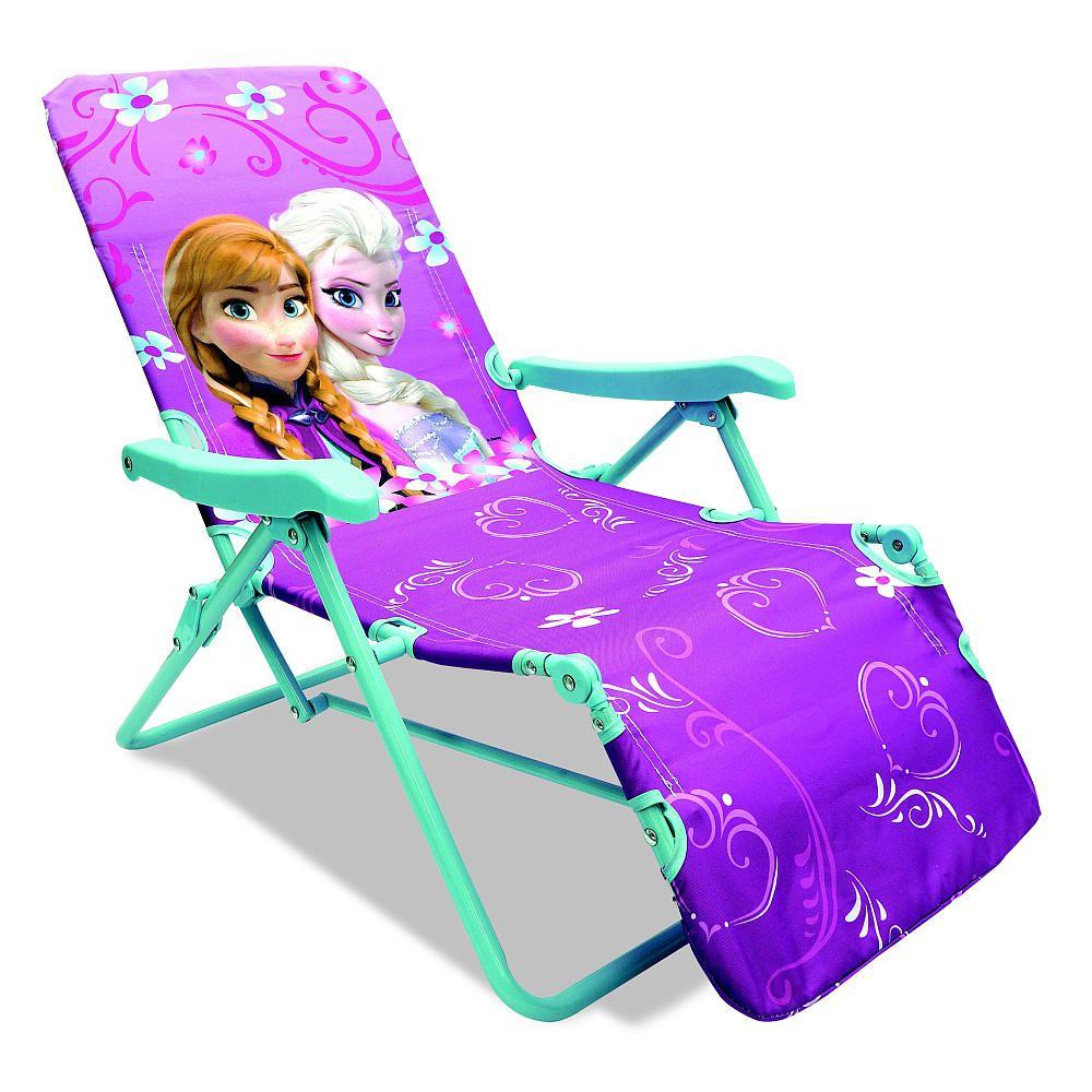 Kids beach lounge chair - Disney Frozen Lounge Chair Kids Only Toys
