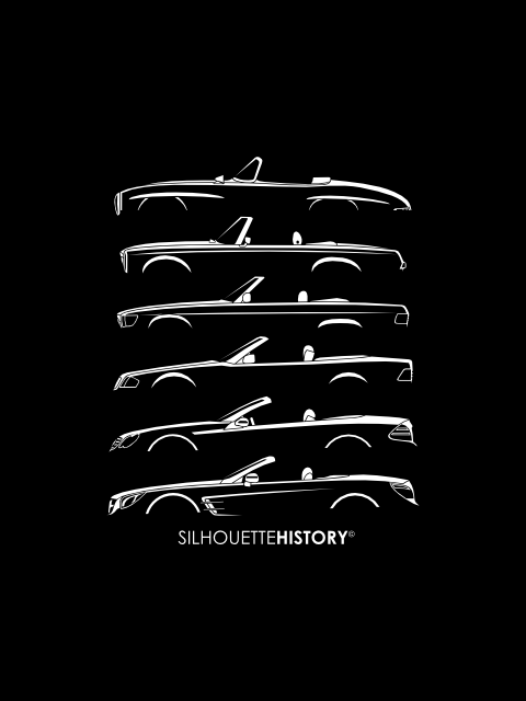 Mercedes Silhouette