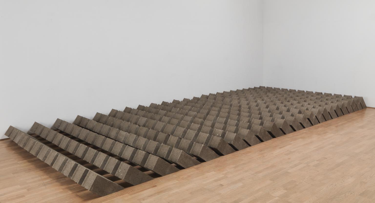 "Kader Attia, '""Untitled"" (Concrete Blocks)' 2008"