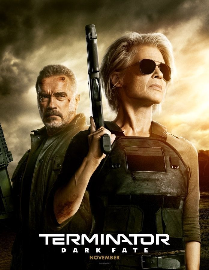 Terminator: Dark Fate (Hindi)