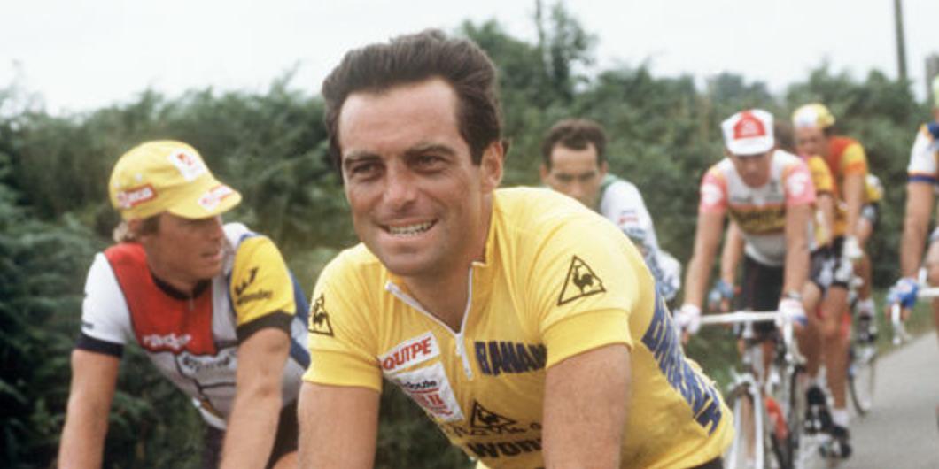 Vintage Team Renault ELF Retro Cycling Jersey Bernard Hinault ... 3b6bd2835