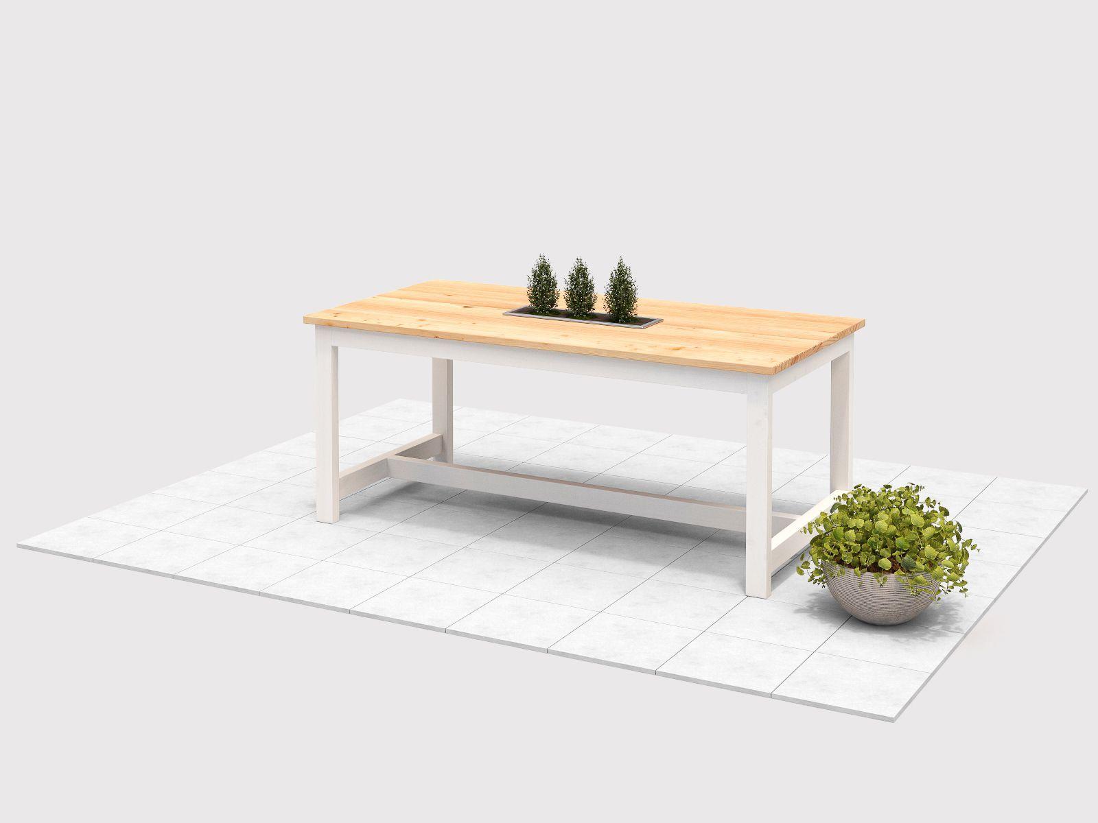 Gartentisch Richard Selber Bauen Alle Mobel Gartentisch Tisch