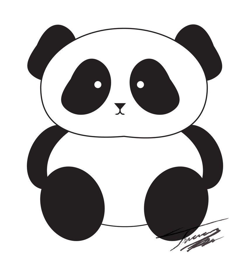 Sweetchick10101 S Image Panda Art Panda Illustration Cute Animal Drawings