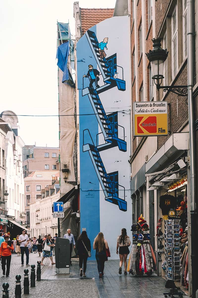 Ultimate Brussels Itinerary How To Spend 2 Days In Brussels The Intrepid Guide Brussels Travel Travel Phrases Brussel
