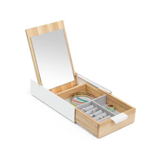 Umbra Reflexion Jewelry Box #caixasdemadeira