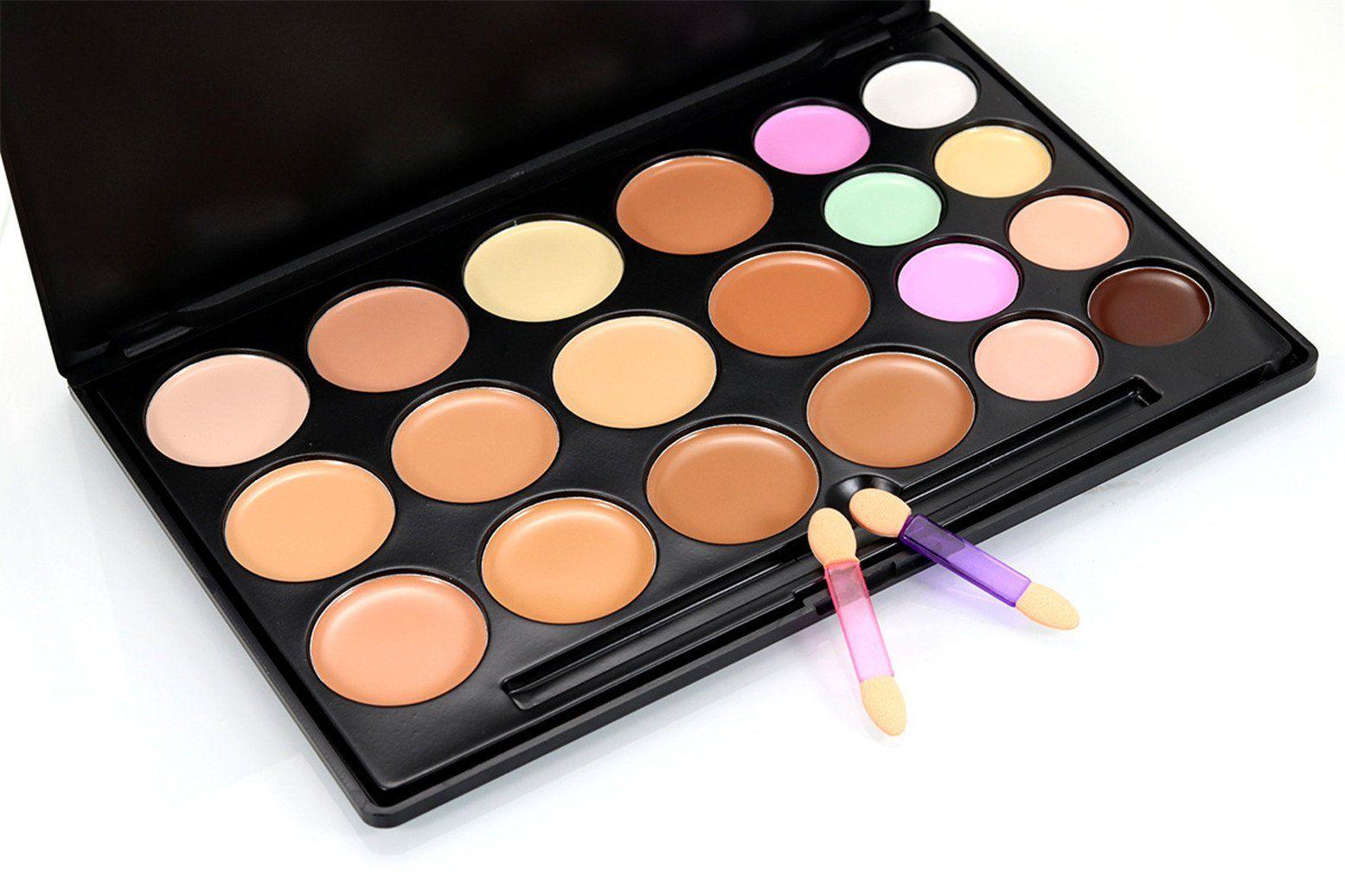 FantasyDay Pro 20 Colors Cream Concealer Camouflage Makeup
