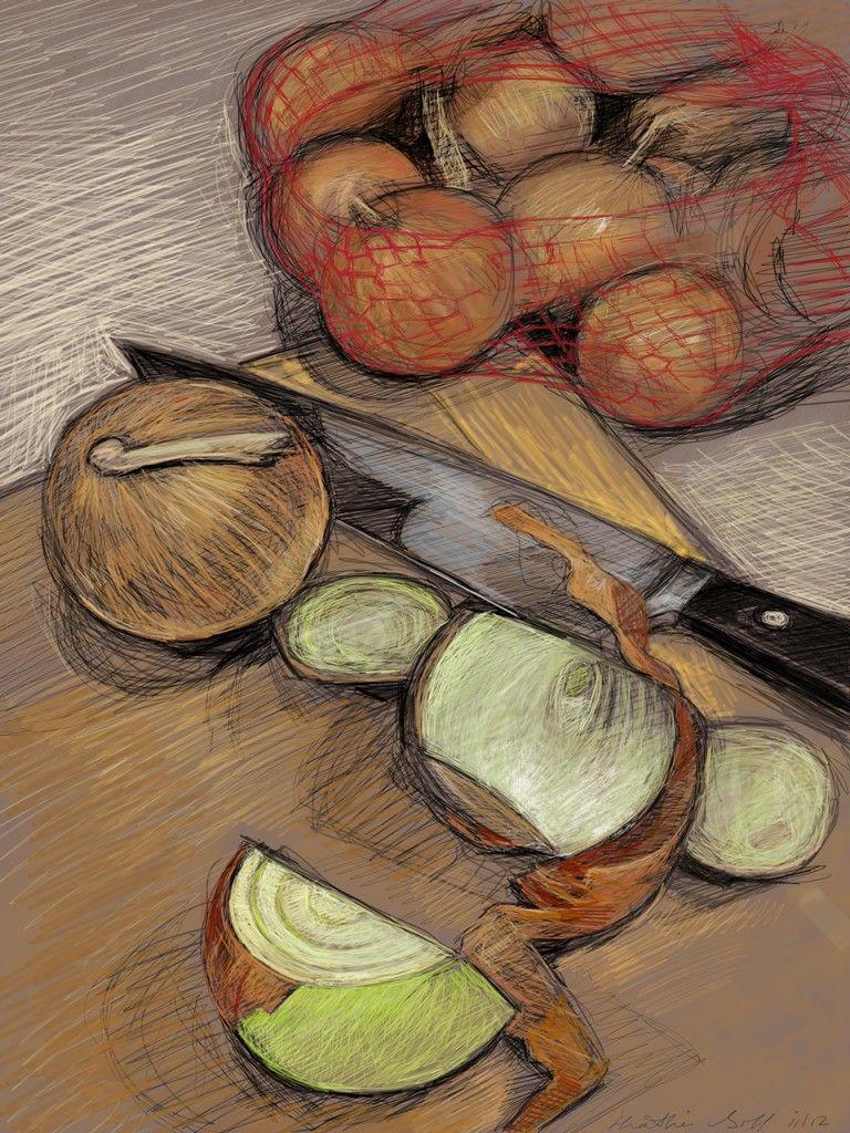 Daily Sketch, November 28, 2012
