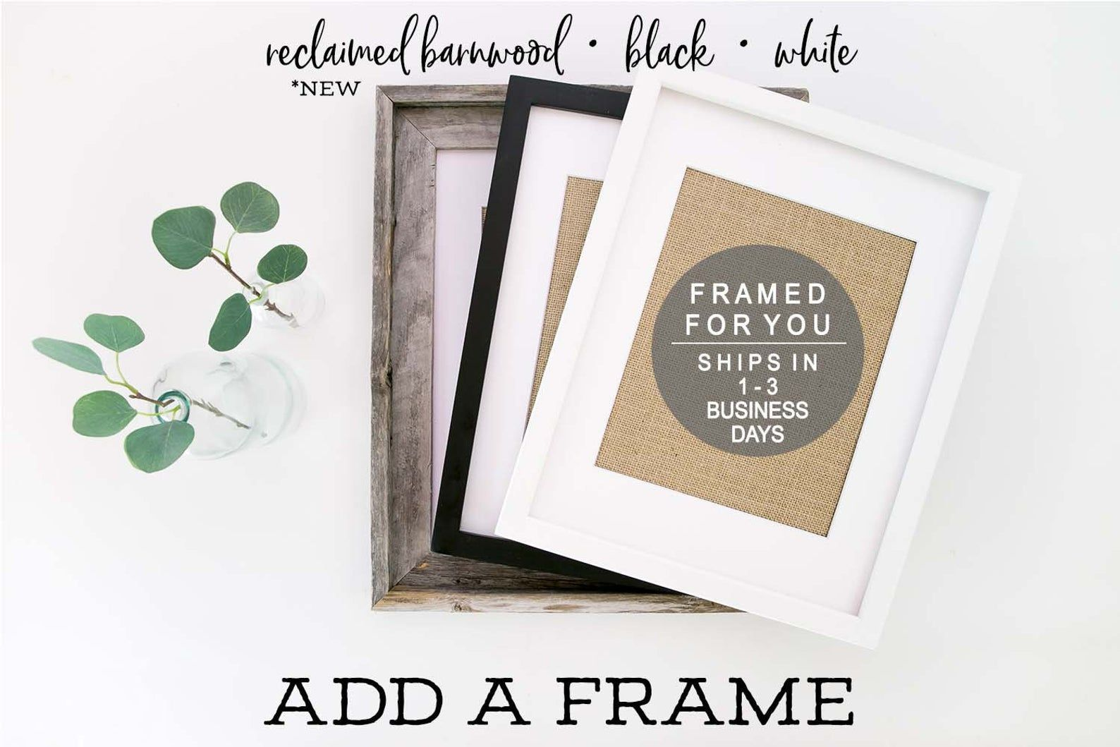 Frame Add On By Knotnnest For 5 X 7 8 X 10 And 11 X 14 Print Sizes Wooden Frame And Glass Frame Only Ready To Gift With Images Frame