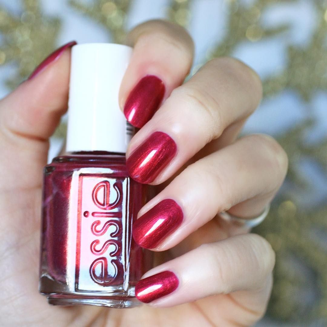 Essie Ring in the Bling   My Style   Pinterest   Essie nail polish ...
