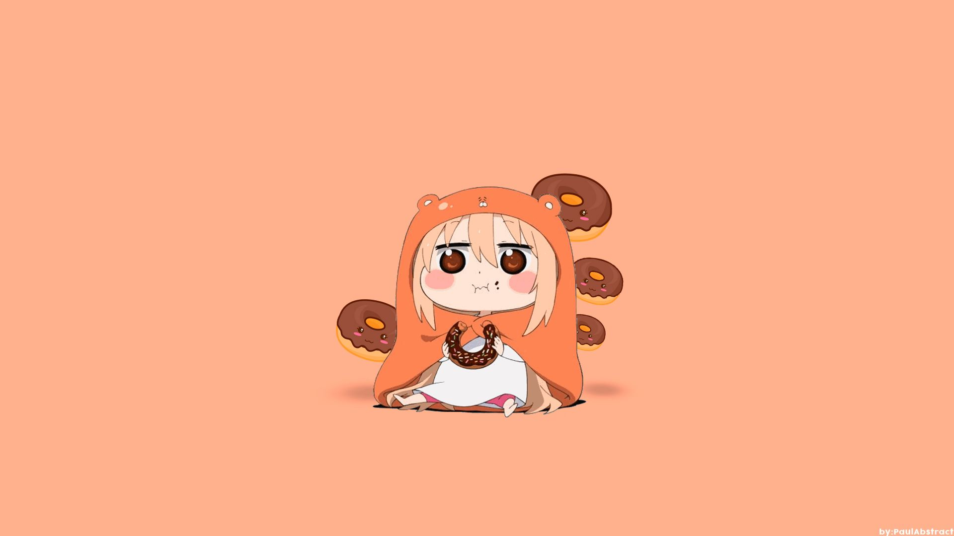 Himouto Umaru Chan Wallpapers Di 2020 Seni Anime Seni