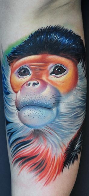 #tattoo by Mike DeVries