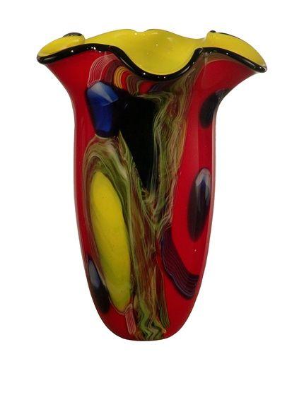 Dale Tiffany Trevor Art Glass Vase, Multi, http://www.myhabit.com/redirect/ref=qd_sw_dp_pi_li?url=http%3A%2F%2Fwww.myhabit.com%2Fdp%2FB00E4G3IMS%3Frefcust%3DZ3SQTAZMLD45D7O4FVZEJWKUQ4
