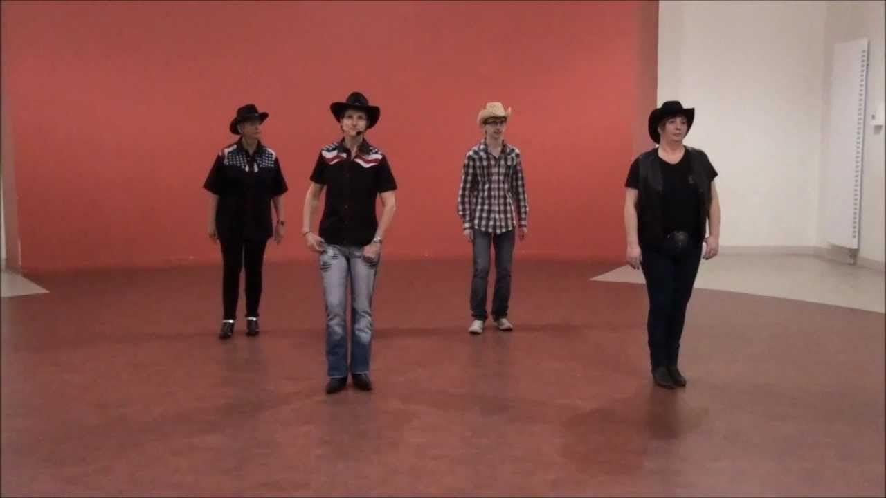 ASKIN' QUESTIONS Line Dance - compte et danse