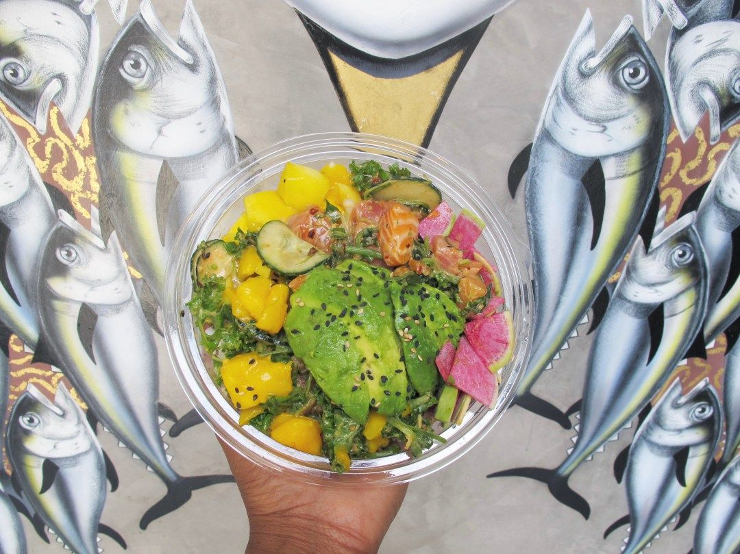 A Taste of Hawaii: Poke Shack on Melrose -