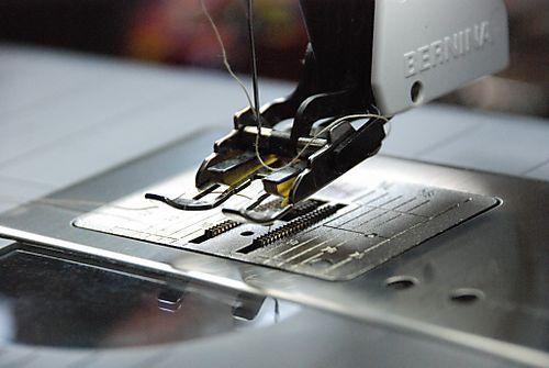Machine quilting tute