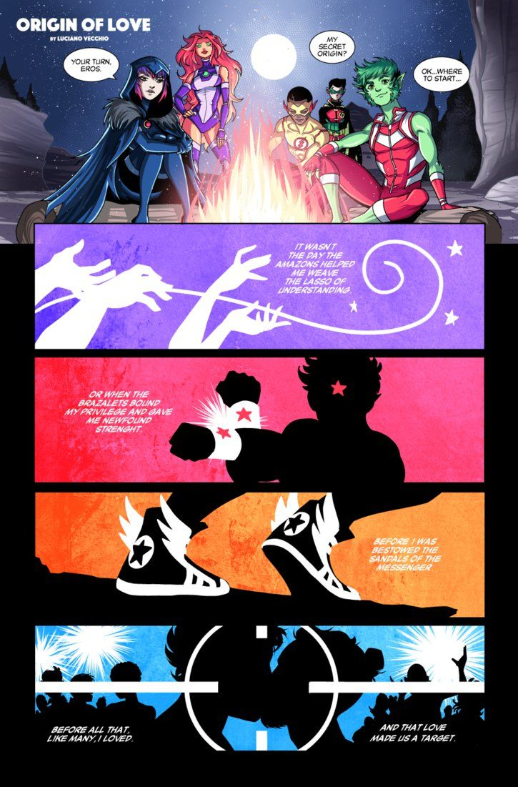 Origin of Love pg1 by LucianoVecchio on DeviantArt