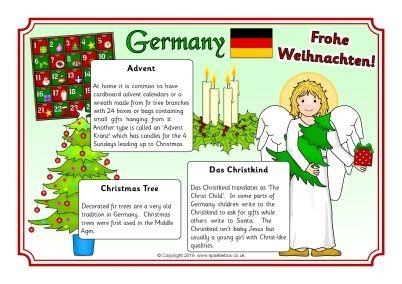 Christmas around the world posters sb11739 sparklebox christmas around the world posters sb11739 sparklebox spiritdancerdesigns Images