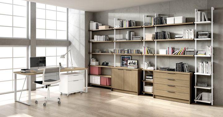 Muebles imprescindibles para la oficina