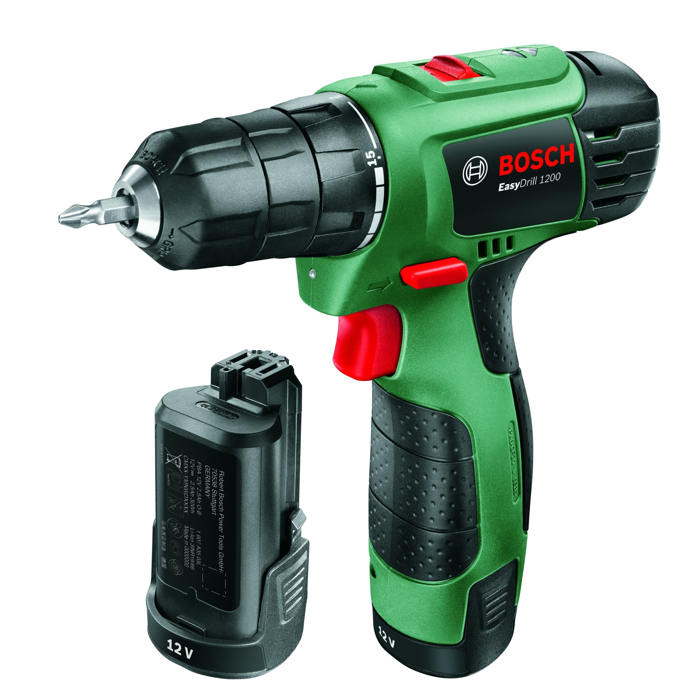 Bosch Accuboormachine Easydrill 1200 Products In 2019