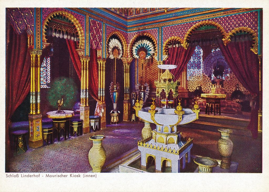Moroccan House At Linderhof Linderhof
