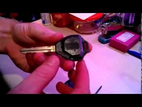 2010 Toyota Camry Key Fob Battery Change Youtube Toyota Camry Camry Toyota