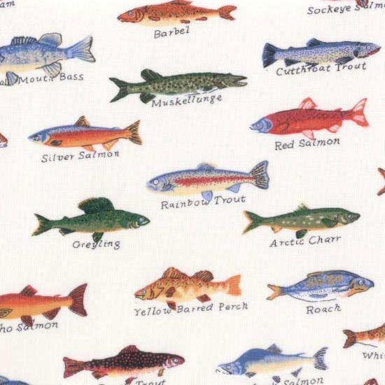 Fishing Fabric Google Search Fishing Nursery Baby Boy Bedding Nursery Wallpaper