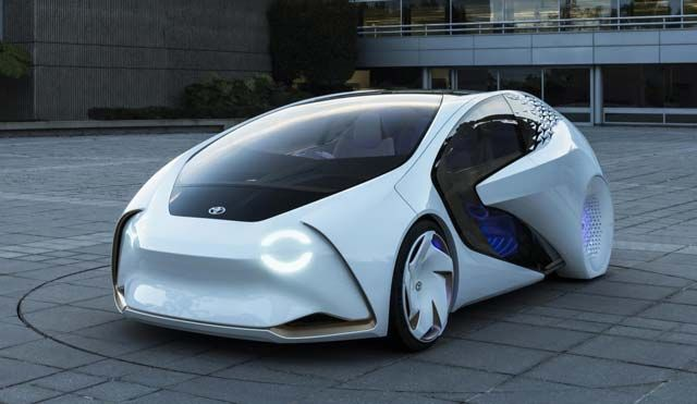Toyota Electric Car Will Use Solid State Batteries For Long Range Quicker Charging