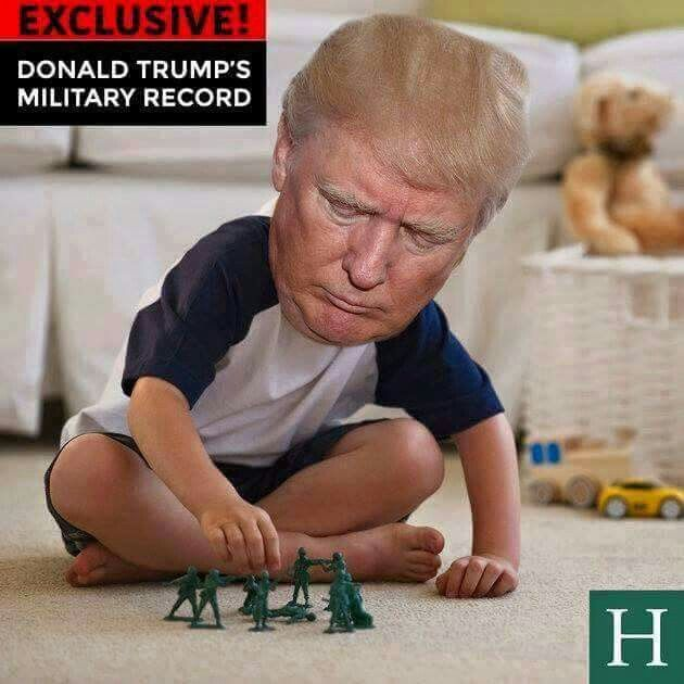 Image result for trump playing with toys