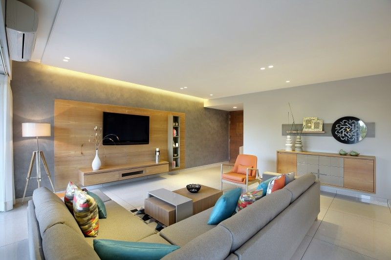 room flat interior design with elegance   associates the architects diary also projeto de ambiente rh pinterest
