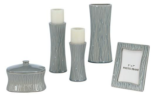 Ashley Furniture - Quennell 5 Piece Accessory Group