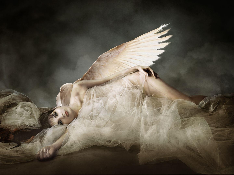 Ангел упал картинки