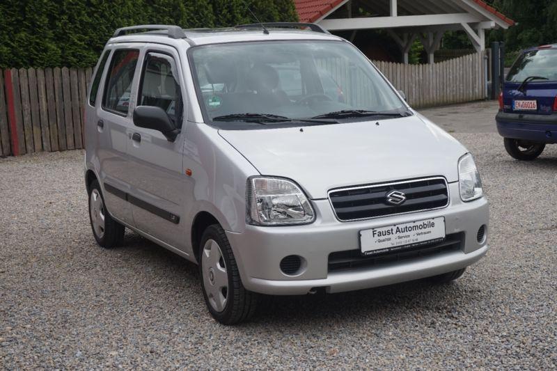 Suzuki Wagon R 1 3 Comfort 2004 Voiture Ennepetal