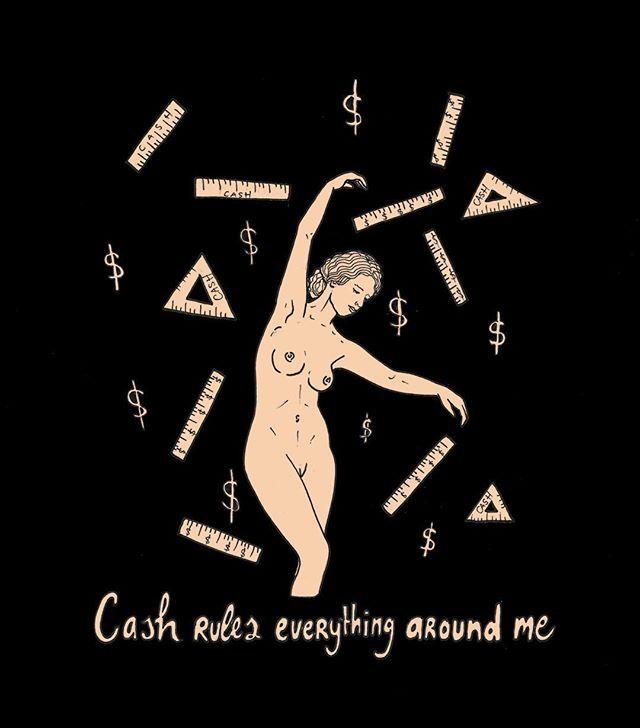 Cash ruler