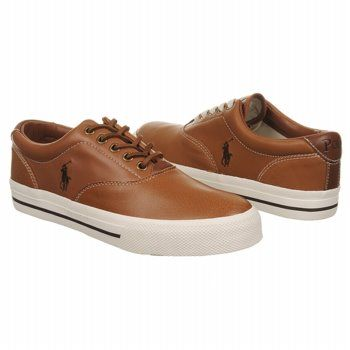 Cool leather kicks for him  the Polo by Ralph Lauren Vaughn sneakers