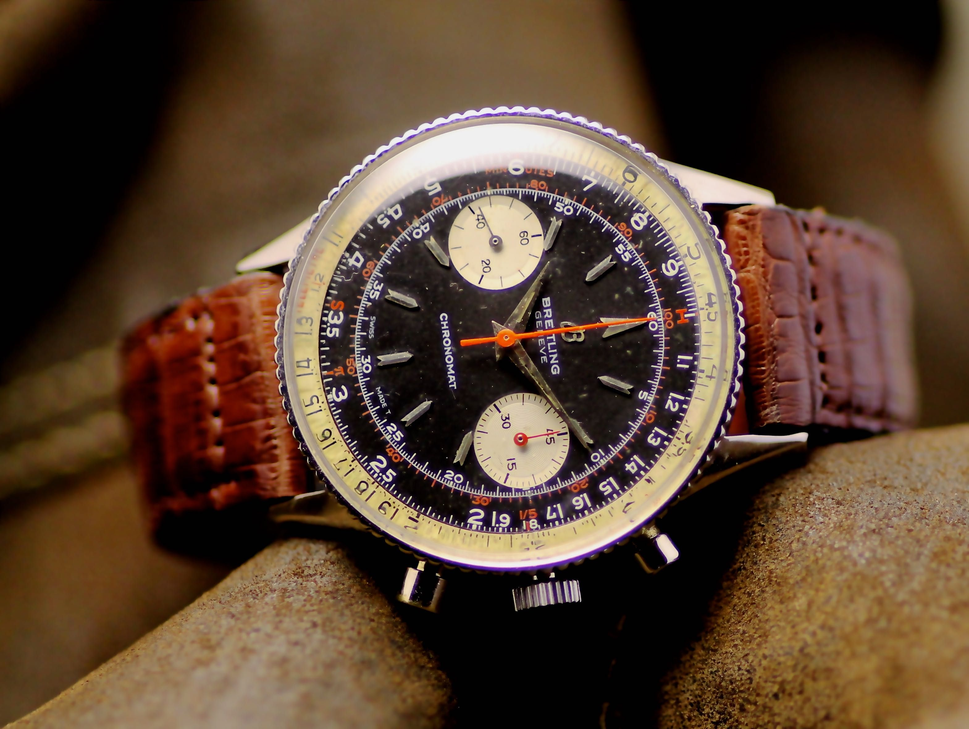 Breitling Chronomat ref 808 | Vintage Breitling watches for sale