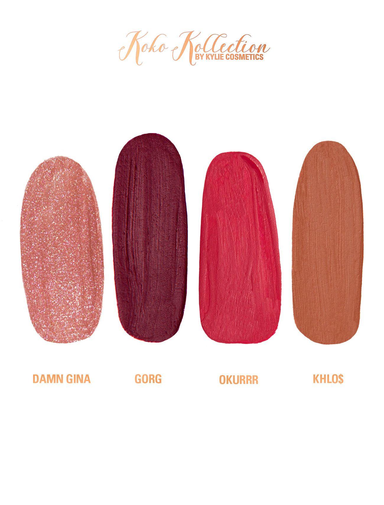 Matte Liquid Lipsticks & Gloss – Kylie