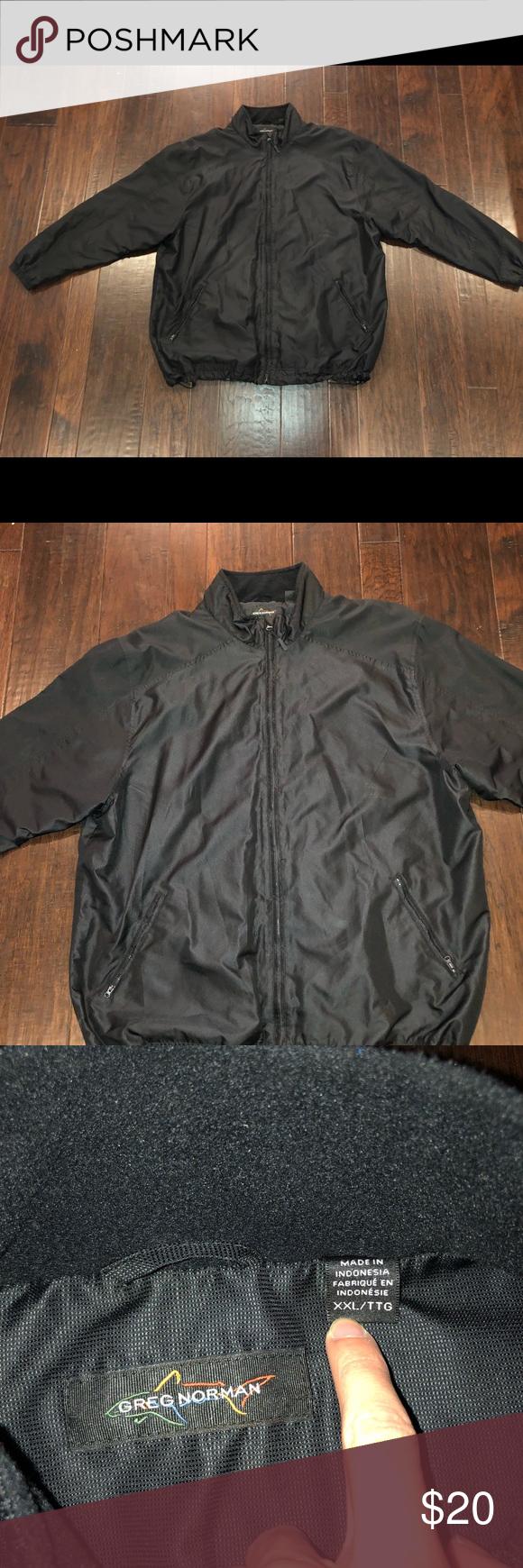 Greg Norman Lightweight Jacket Lightweight Jacket Jackets Lightweight Shirts