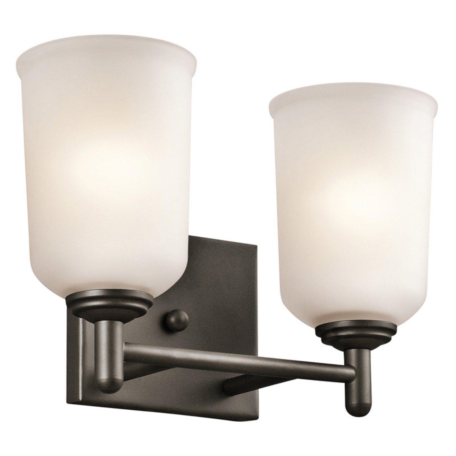 Kichler Shailene 45573 Bathroom Vanity Light Vanity