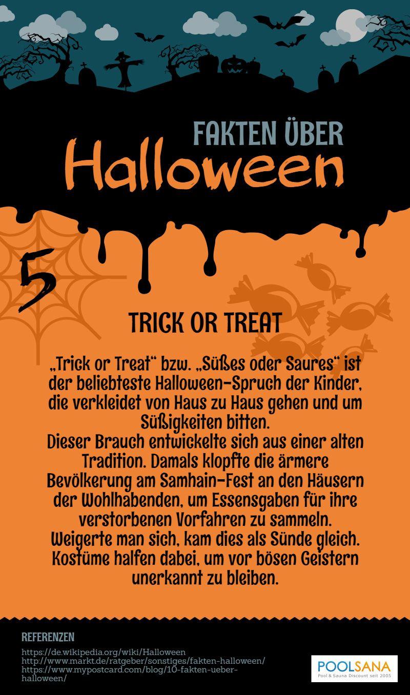 5. Fakt über Halloween: Süßes oder Saures! #funfacts #fun #facts ...