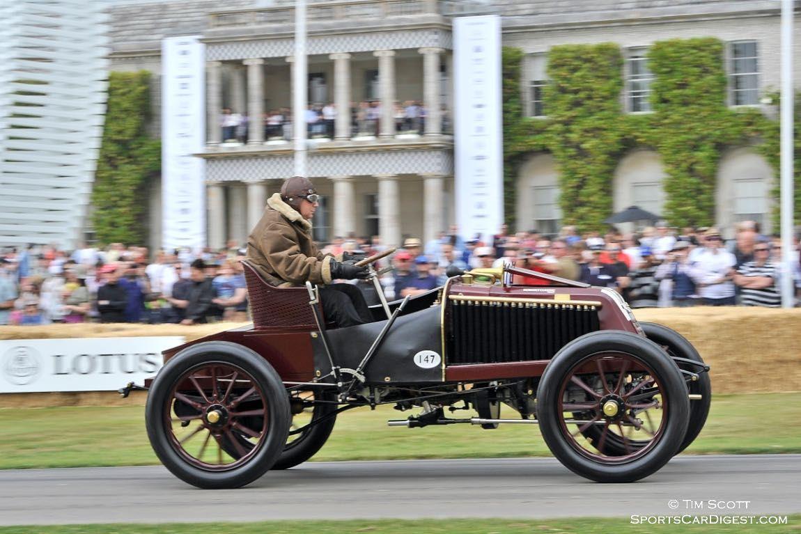 1902 Renault Type K ParisVienna Goodwood festival of