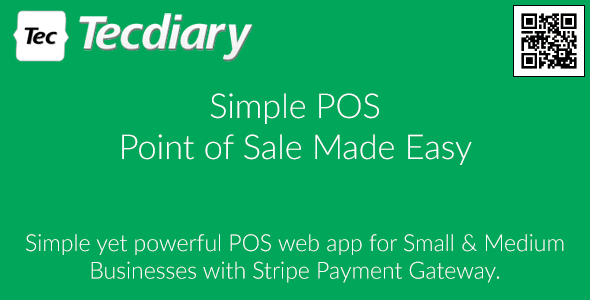 Download Simple POS v4.0.12 - Point of Sale Made Easy Nulled Latest ...
