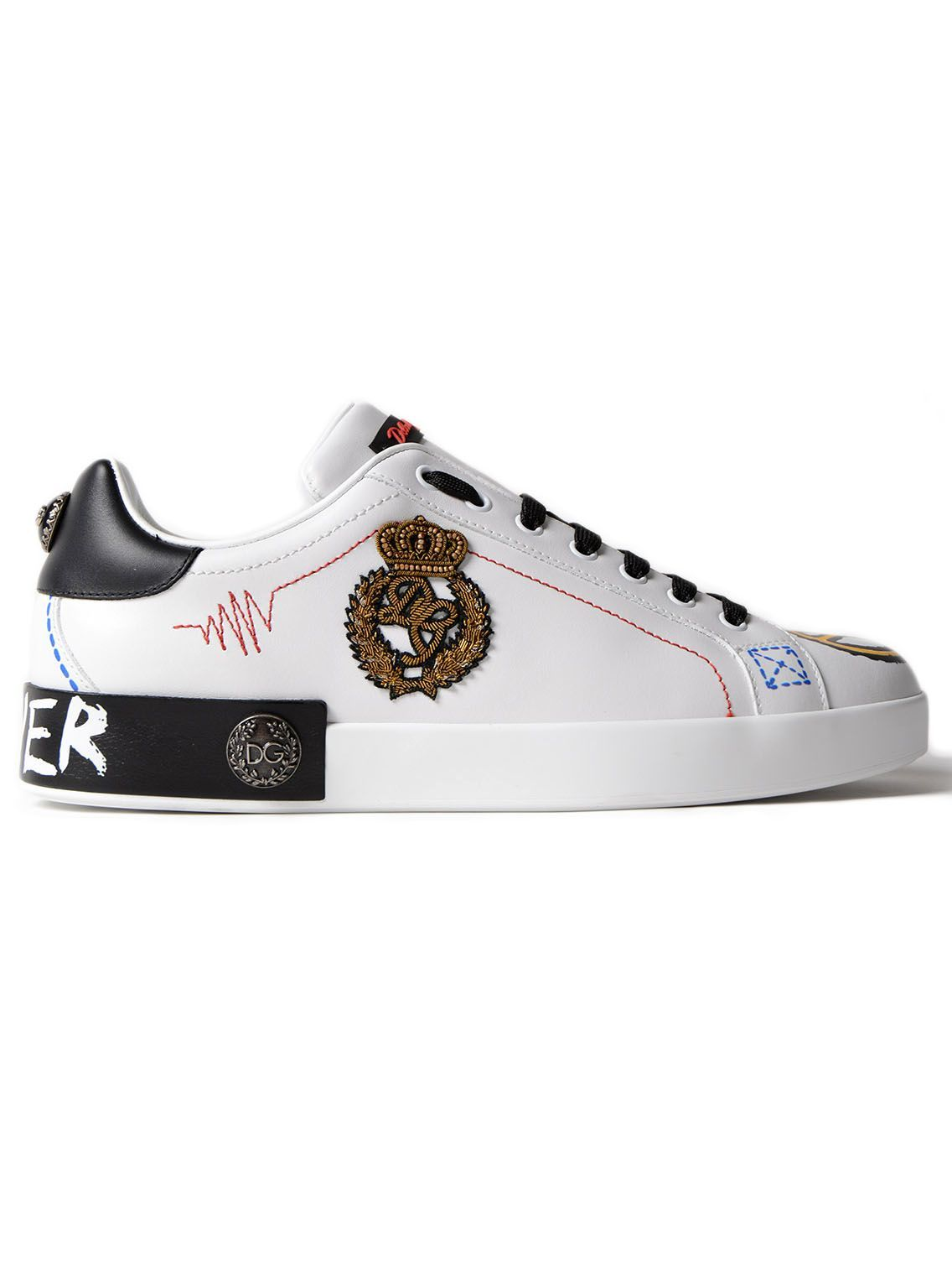 Dolce & Gabbana Low top logo trainers buy cheap price cheap sale pre order quality from china wholesale free shipping pictures popular sale online qRnWfHq