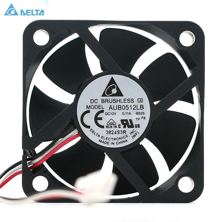Delta Aub0512lb 12v 0 11a 5cm 5015 Humidifier For North South Bridge Cooling Fan Affiliate Computer Components How To Make Components