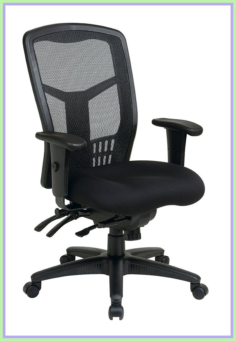 94 Reference Of Comfy Desk Chair No Wheels In 2020 Best Ergonomic Office Chair Office Chair Desk Chair Comfy