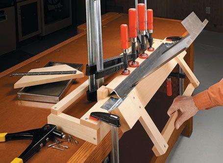Sheet Metal Bending Brake Supply Box Metal Bending Sheet Metal Types Of Sheet Metal