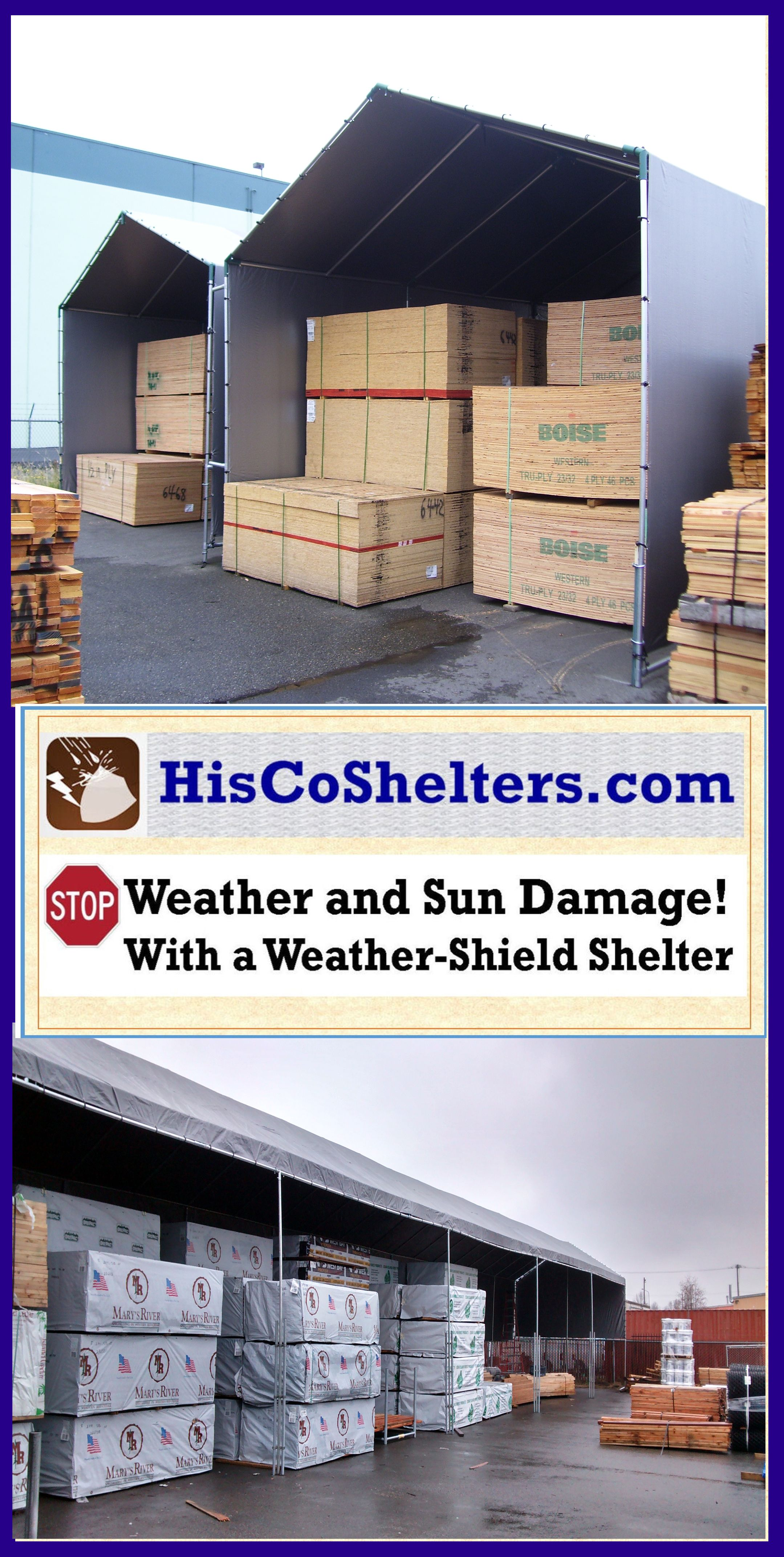 All WeatherShield Shelter Cover Portable Carport. **You