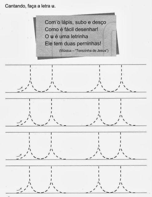 Atividades Coordenacao Motora Vogais Atividades De Coordenacao