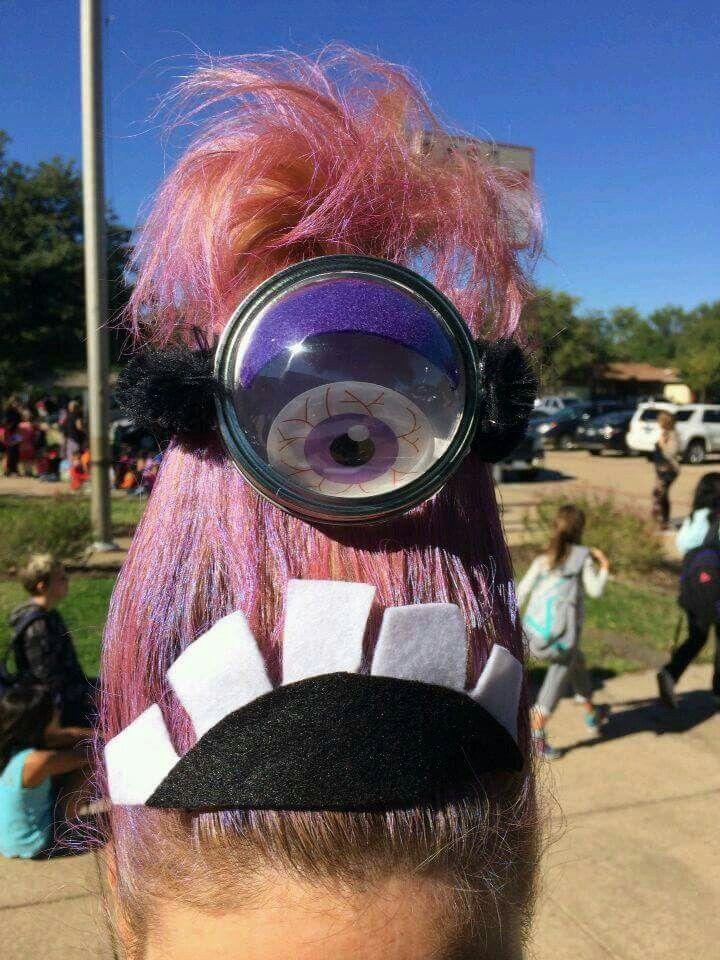 Más cautivador peinados locos para niñas Fotos de estilo de color de pelo - Pin de M.Paloma. R.G en Haloween | Peinados divertidos ...